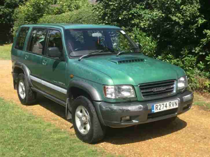 ISUZU TROOPER 3.0 TD CITATION