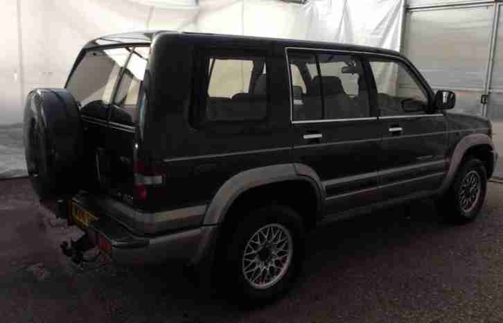ISUZU TROOPER 3.0TD Citation AUTOMATIC..11 MONTHS MOT..GENUINE MILES..LOOKS GOOD