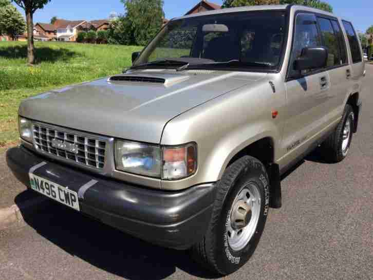 Isuzu TROOPER 3.1TD. Isuzu car from United Kingdom