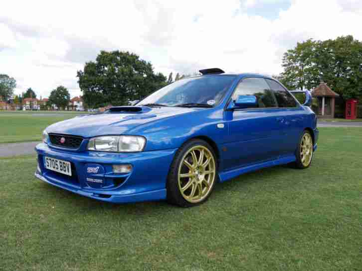 Impreza Type R V Ltd Car For Sale
