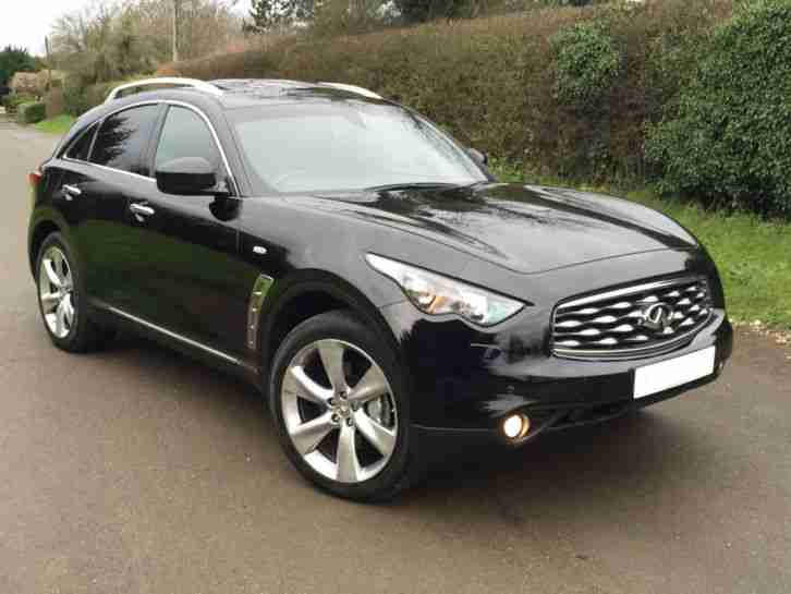 Infiniti FX 5.0 V8 S PREMIUM AWD 5dr MEGA SPEC BEST FINANCE DEALS AVAILABLE