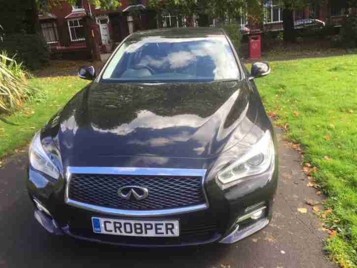 Infiniti Q50 2.2TD. Other car from United Kingdom