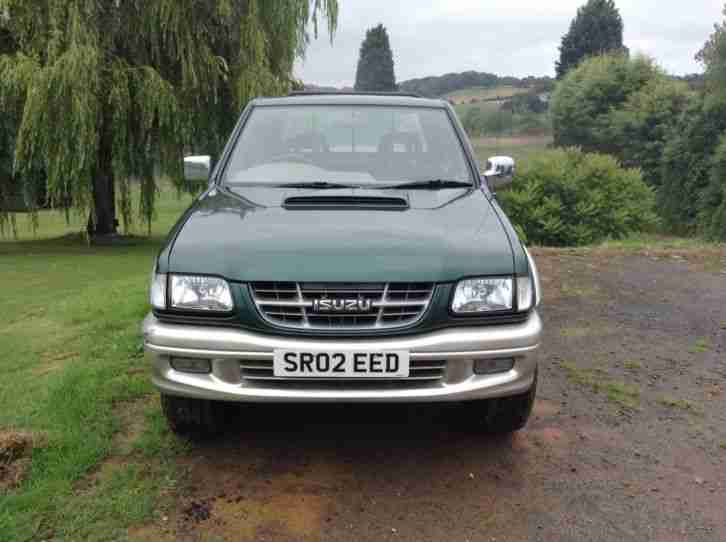 Isuzu 4 Door Pickup 2.5TD spares or repair