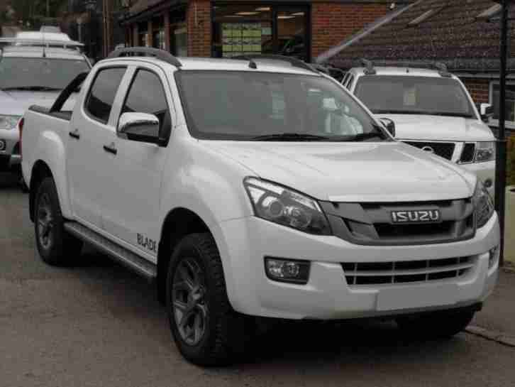 D Max 2.5 TD Blade Auto Doublecab
