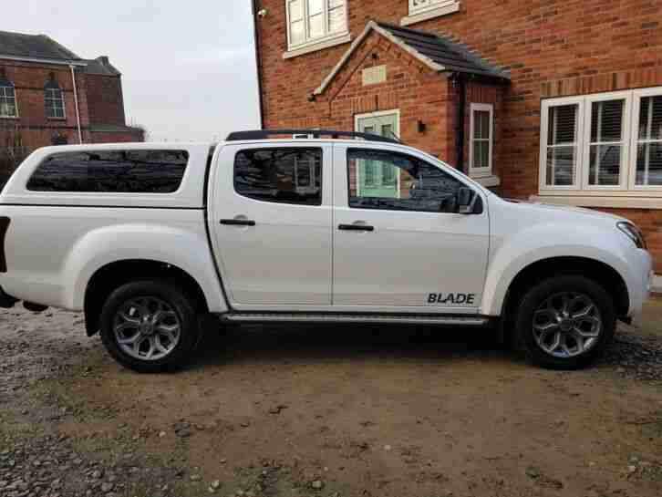 D Max Blade 2015 '65' NO VAT Low Miles
