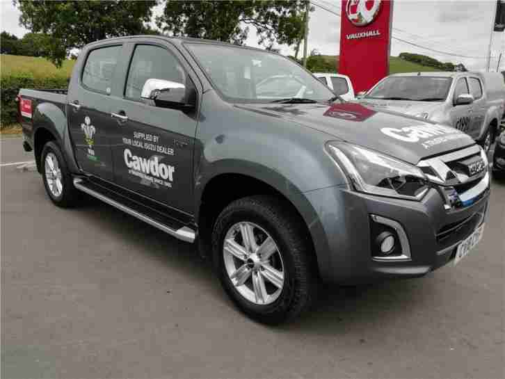 Isuzu D Max Diesel grey Manual