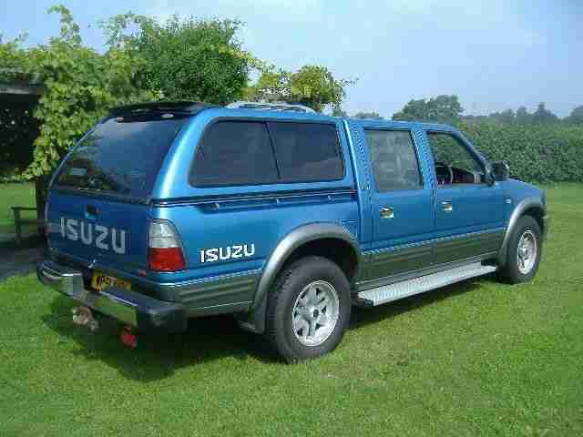 isuzu pick up tf td 4x4 d cab car for sale. Black Bedroom Furniture Sets. Home Design Ideas