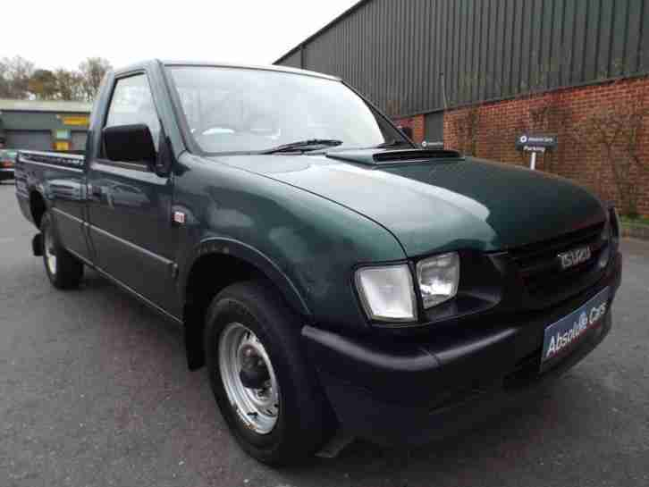 Isuzu Rodeo TD 4X2 S cab Reliable Gargain Pick Up.