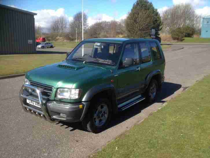 Isuzu Trooper 3.0TD Citation