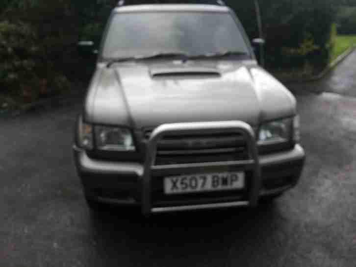 Isuzu Trooper 3.0TD Duty GREAT 4X4 READY TO GO PRICED TO SELL