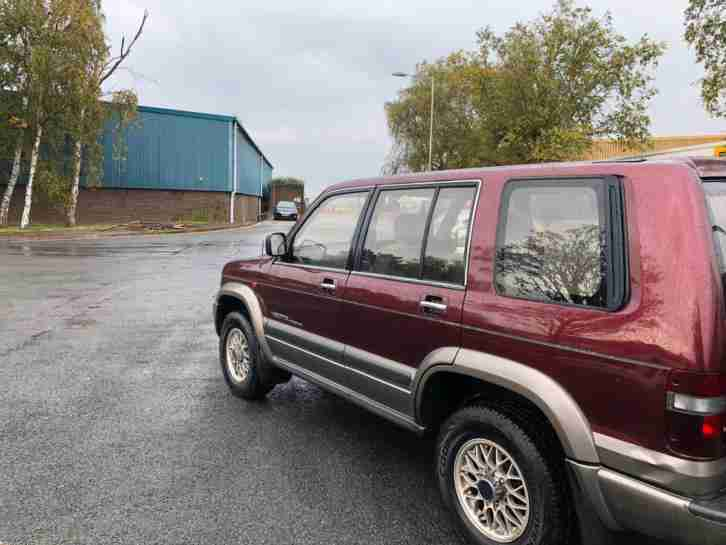 Isuzu Trooper 3.0TD SOLD SOLD ,,,,,