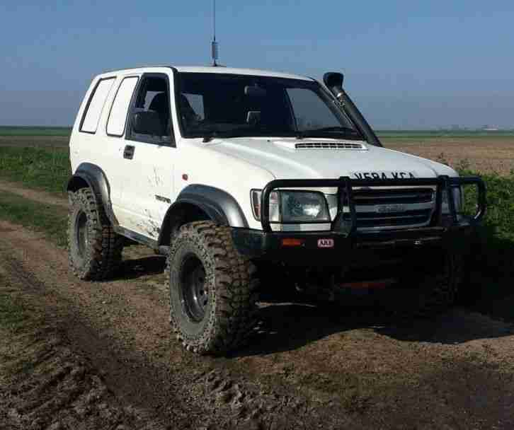 Isuzu Trooper 3.1