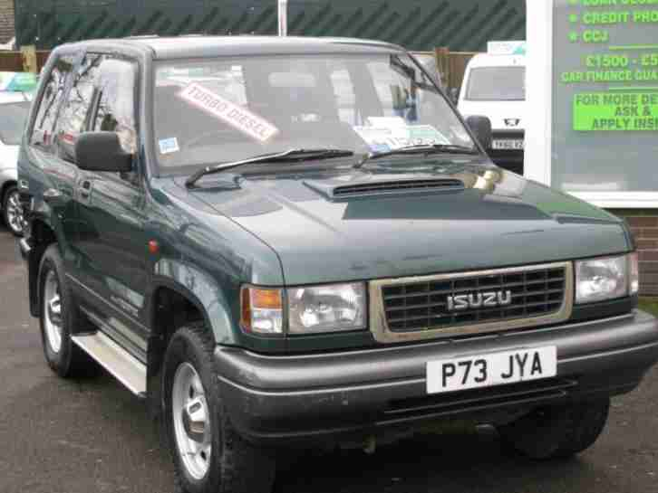 Isuzu Trooper 3.1TD Duty Station Wagon 3d 3059cc
