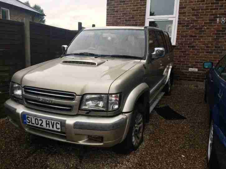 Trooper LWB spares or repairs