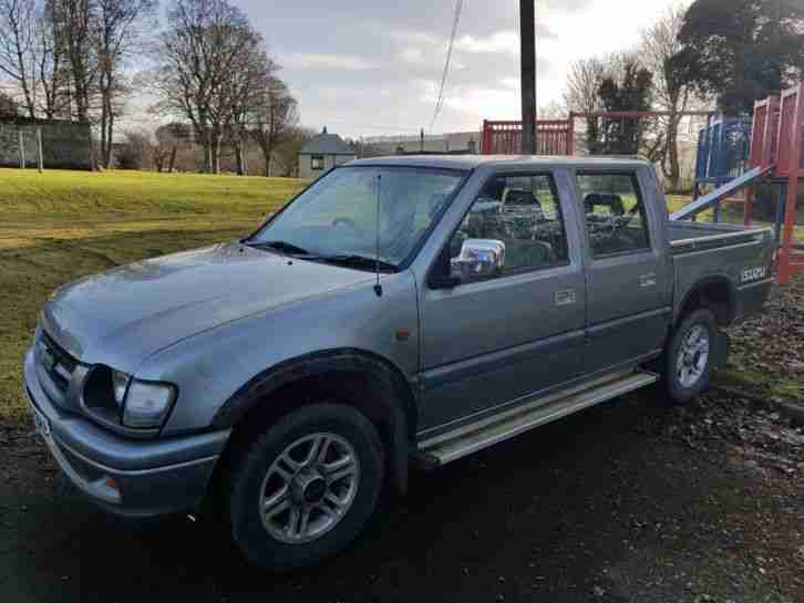 tf pick up 3.1 diesel 4x4 double cab