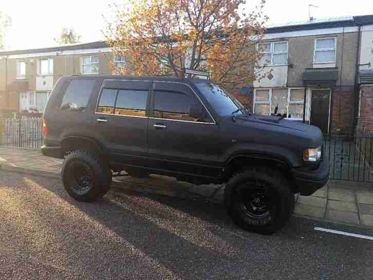 trooper bighorn 3.1Tdi (Monster Truck)