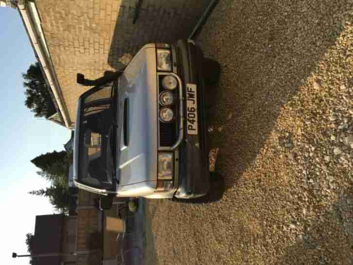 Isuzu trooper lwb 3.1