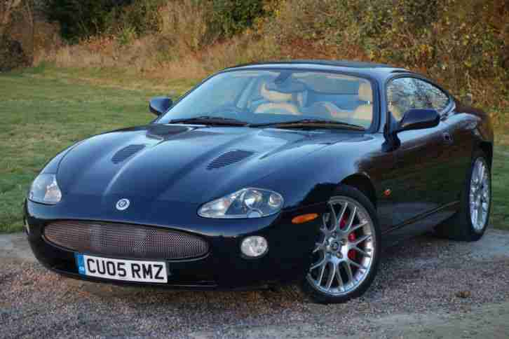 4.2 XKR S C FINAL EDITION COUPE AUTO