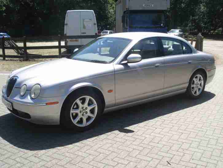 jaguar s type 2 7 diesel 2005 superb car for sale. Black Bedroom Furniture Sets. Home Design Ideas
