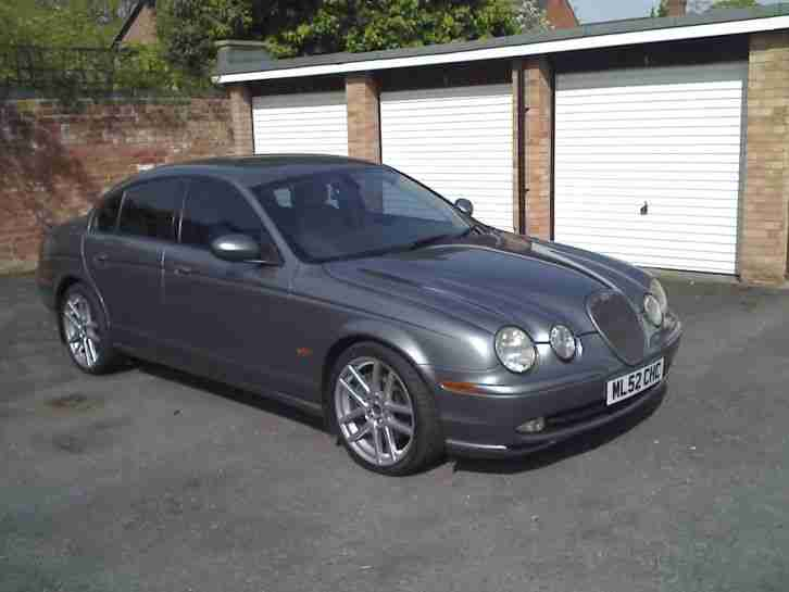 jaguar s type 3 0 v6 sport auto fsh new mot august 2015 car for sale. Black Bedroom Furniture Sets. Home Design Ideas
