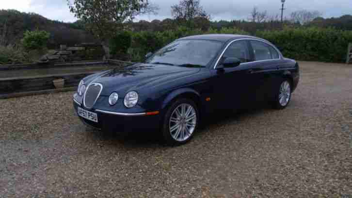 JAGUAR S TYPE SE TD 2.7cc.FULL LEATHER.FULL SERVICE HISTORY.OUTSTANDING ALROUND