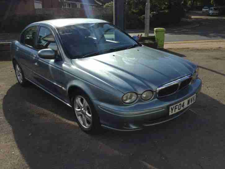jaguar x type 2 0 diesel manual car for sale. Black Bedroom Furniture Sets. Home Design Ideas