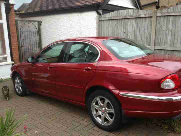 JAGUAR X TYPE 2.0 V6 * NEW 12 MONTHS MOT *