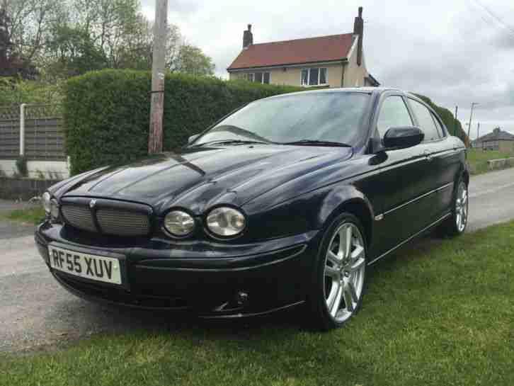 jaguar x type black 2006 2 o turbo diesel car for sale. Black Bedroom Furniture Sets. Home Design Ideas