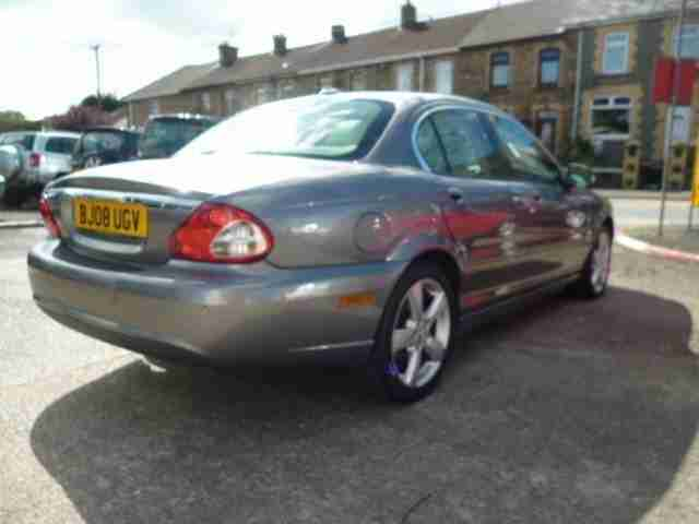 JAGUAR X-TYPE SE 2008 Diesel Manual in Grey