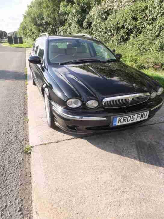 on Used 2008 Jaguar X Type 2 D Se