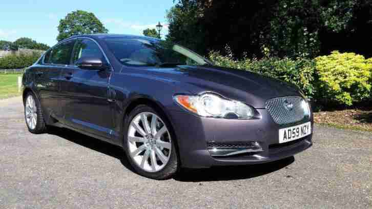 JAGUAR XF V6 PREMIUM LUXURY, Grey, Auto, Diesel, 2009