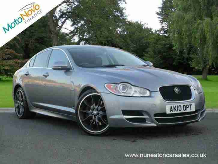 Jaguar XF d. Jaguar car from United Kingdom