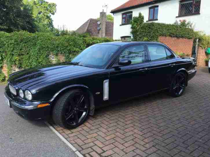 Jaguar XJ SPORT. Jaguar car from United Kingdom