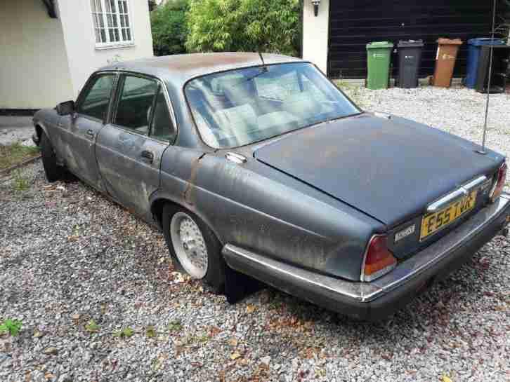 Jaguar XJ12 saloon 1985 Auto Petrol Petrol Automatic in ...