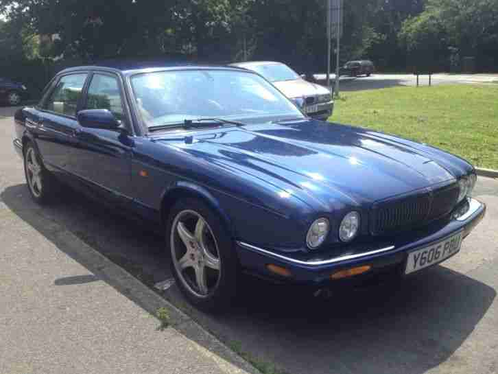 2008 Jaguar Xj8 For Sale >> Jaguar XJ8 SPORT 3.2 Petrol Full Service History !. car for sale