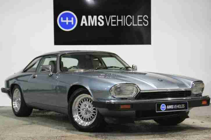 JAGUAR XJS 4.0 COUPE AUTOMATIC 1991 1 FORMER KEEPER FULLY RESTORED
