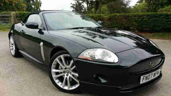 Jaguar XK 4.2. Jaguar Car From United Kingdom
