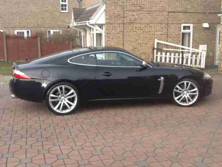 XKR 4.2 SUPERCHARGED