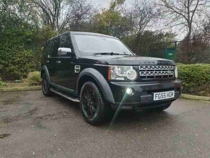 JAVA BLACK LAND ROVER DISCOVERY 3 HSE 2.7