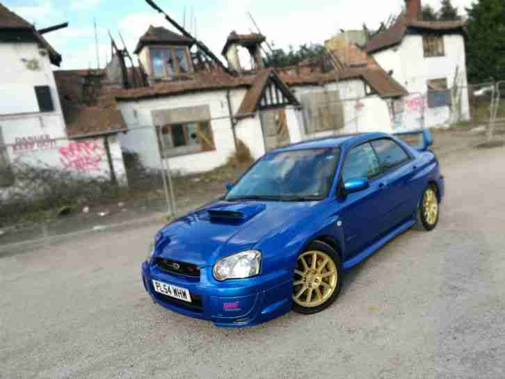 JDM STI Impreza Widetrack 2005