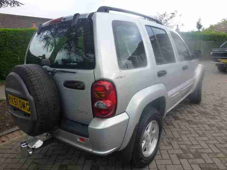 jeep cherokee 2 5 crd limited four wheel drive diesel 4x4 low mileage. Cars Review. Best American Auto & Cars Review