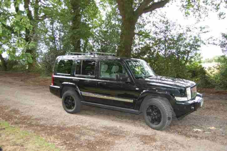 jeep commander 3 0 crd car for sale. Black Bedroom Furniture Sets. Home Design Ideas