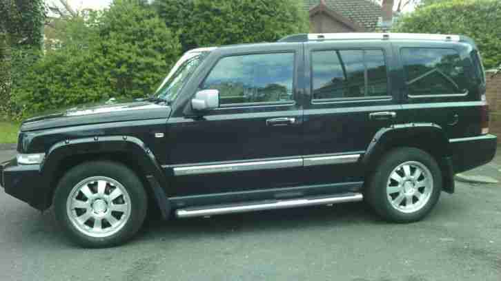 JEEP COMMANDER LIMITED 3.0 V6 DIESEL