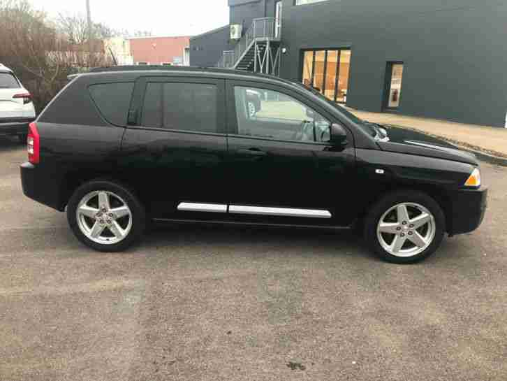 COMPASS 2.4 CVT AUTOMATIC LIMITED 4X4