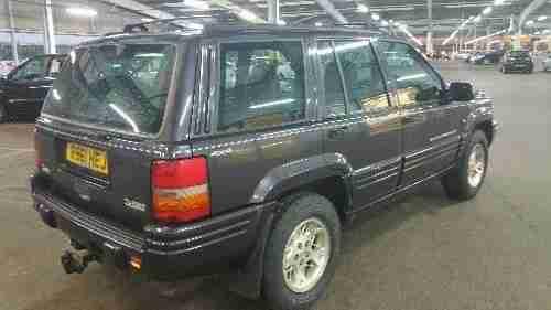 jeep grand cherokee 2 5 turbo diesel 4x4 pristine limited. Black Bedroom Furniture Sets. Home Design Ideas