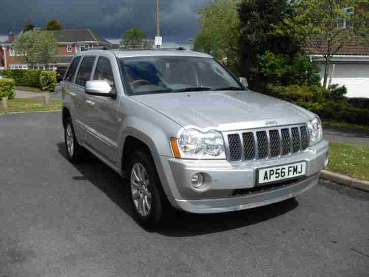 jeep grand cherokee 3 0 crd v6 diesel overland mercedes