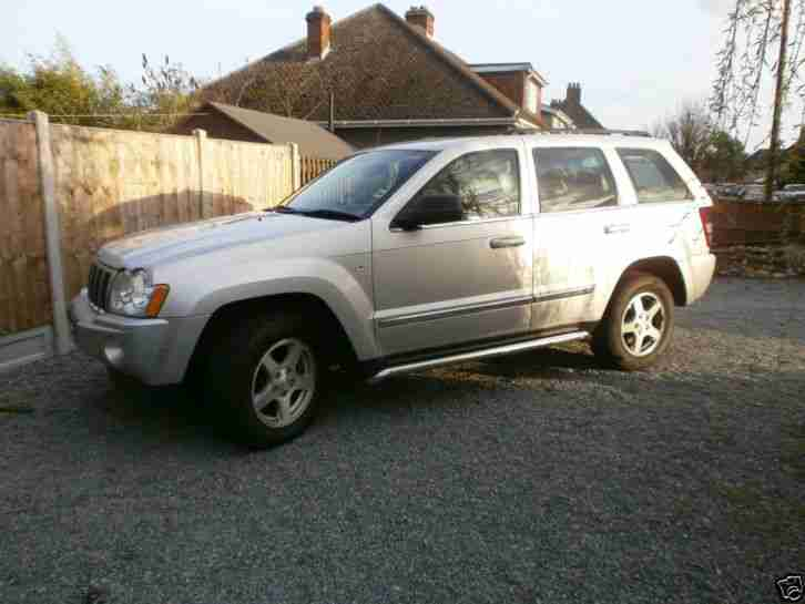 jeep grand cherokee 3ltr crd ltd diesel 4x4 swap no swap within ebay. Black Bedroom Furniture Sets. Home Design Ideas