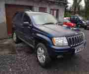 JEEP GRAND CHEROKEE CRD LTD AUTO 4WD 2.7 SPARES REPAIR NEEDS MOT TOW BAR
