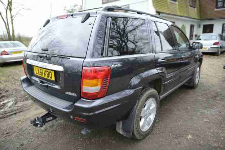 jeep grand cherokee limited 80k low miles diesel 4x4 top. Black Bedroom Furniture Sets. Home Design Ideas