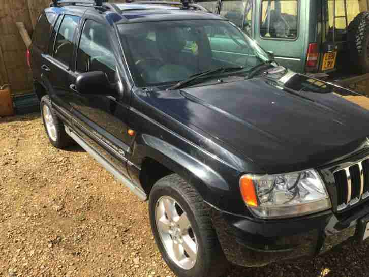 jeep grand cherokee overland 2 7crd 2004 04 car for sale. Cars Review. Best American Auto & Cars Review